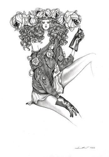 Contemporary Fashion Illustration
