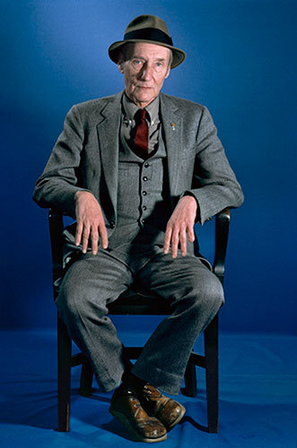 William S. Burroughs Portraits 1975-1995 by Kate Simon