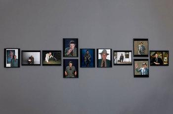 William S. Burroughs Portraits 1975-1995 by Kate Simon
