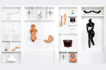 SHOWcabinet: Prosthetics