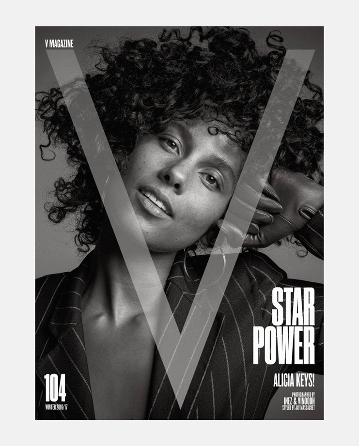 V Magazine Issue 104 | Star Power AW16