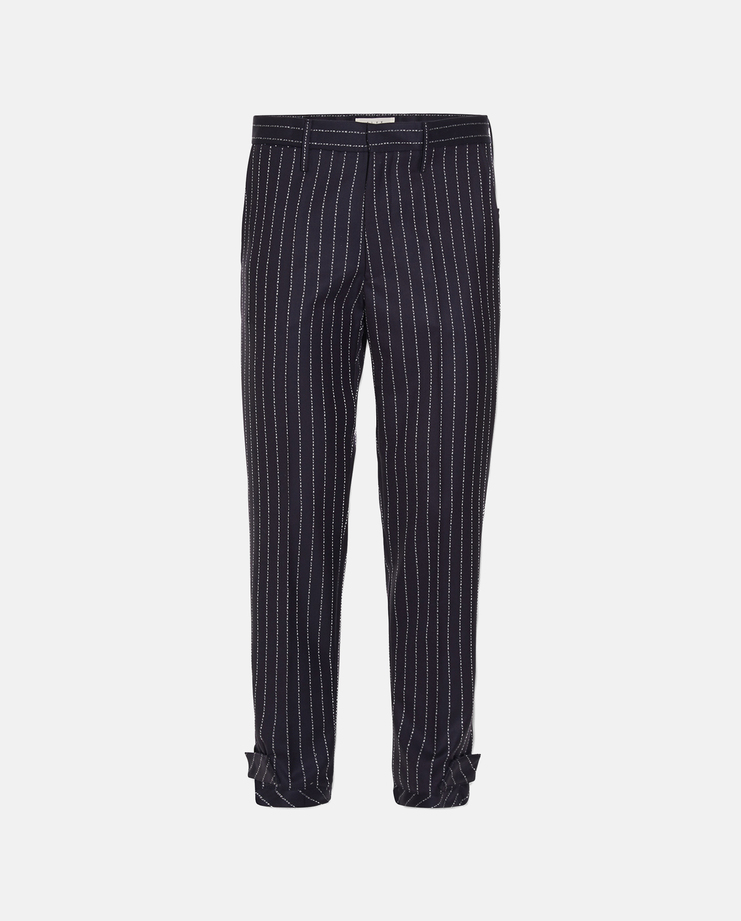 Alyx x Fragment Pin Stripe Wool Pants AW16