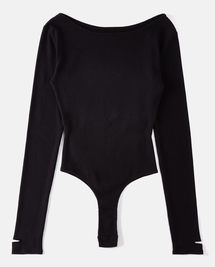 Marieyat DAO Bodysuit AW16