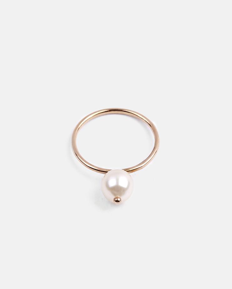 Jenifer Corker Pearl Ring #1