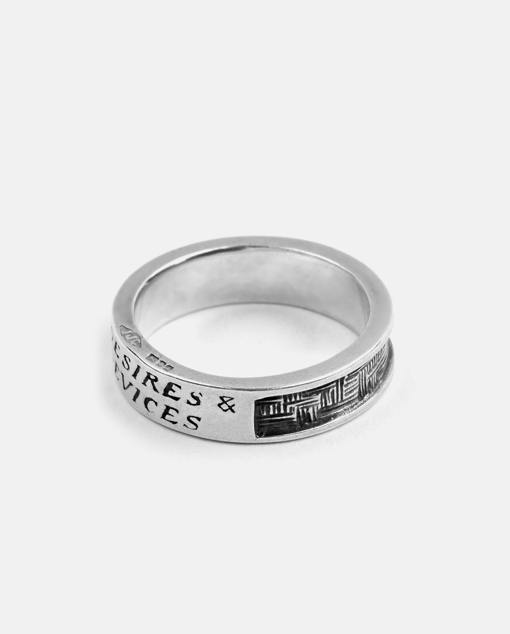 Jenifer Corker Devices and Desires Ring