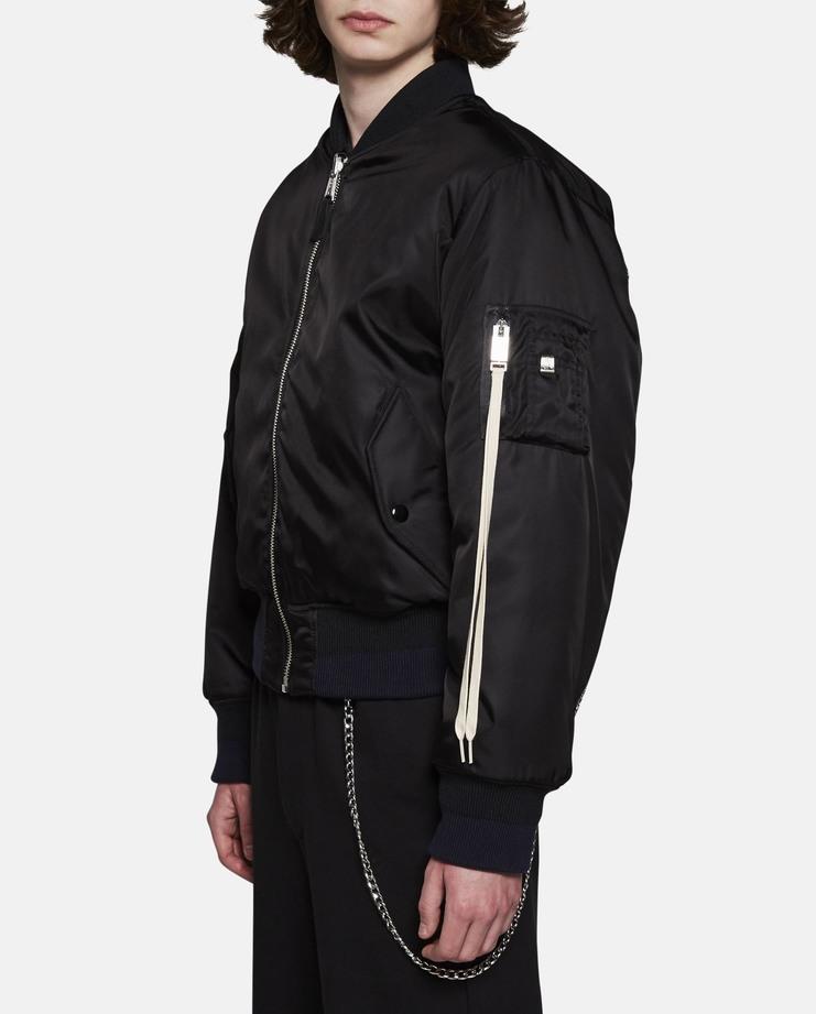 Alyx x Fragment Bomber Nylon Jacket AW16