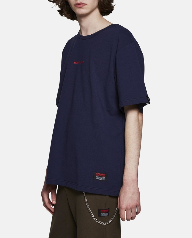 Xander Zhou Right Now T-Shirt SS17