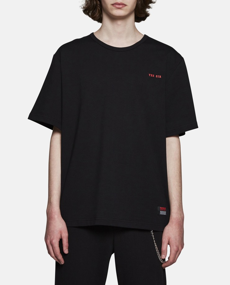 Xander Zhou Yes Sir T-Shirt SS17