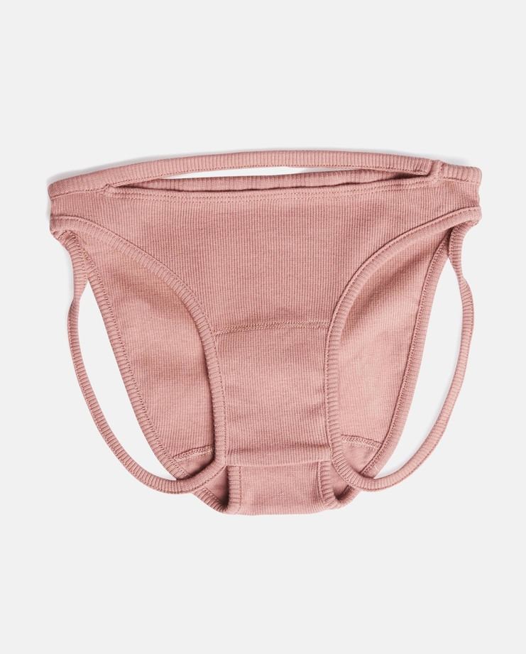 Marieyat G Tang Low Waist Brief Pink