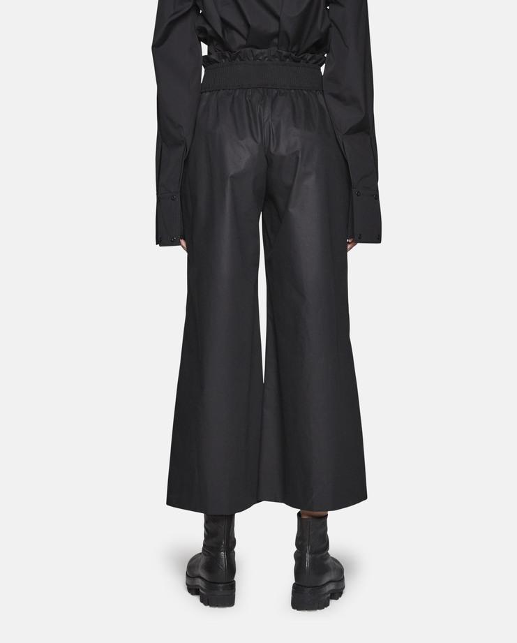 DELADA Wide Leg Trousers Black SS17