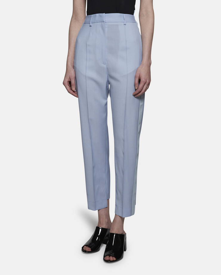 MM6 Deconstructed Suit Pants SS17