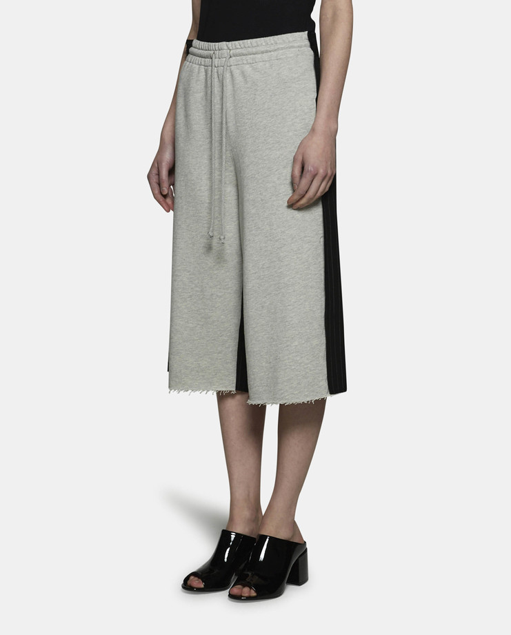 MM6 Sweat/ Suiting Culottes SS17