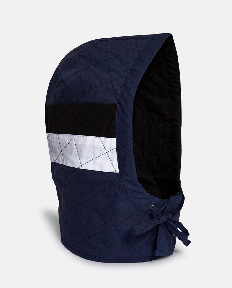 Craig Green Diamond Quilt Hood SS17