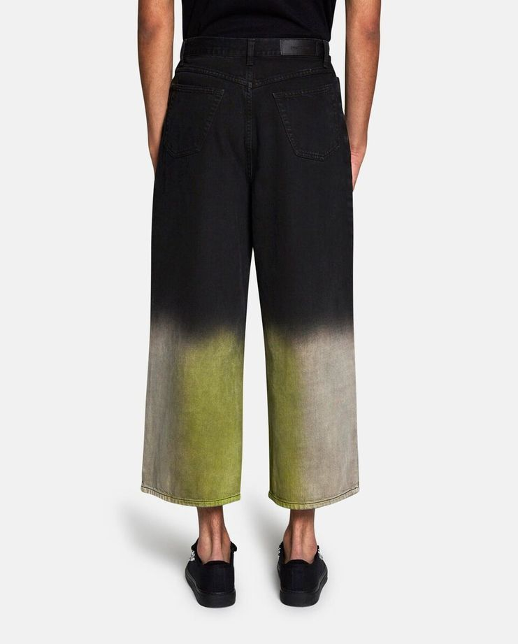 J.W. Anderson Acid Dip Denim Trousers SS17