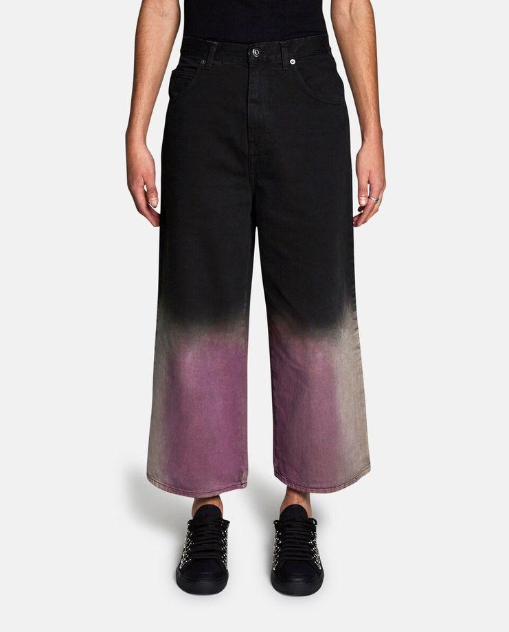 J.W. Anderson Acid Dip Denim Trousers SS17