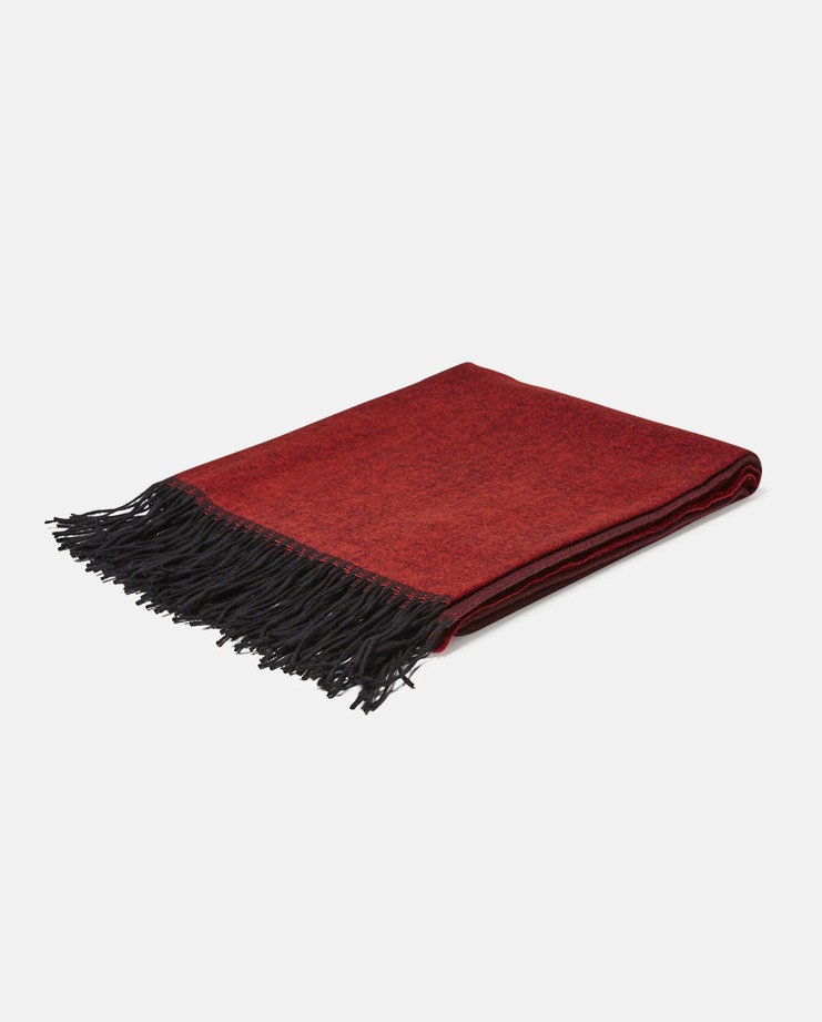 Kvadrat x Raf Simons Tronic Throw Red