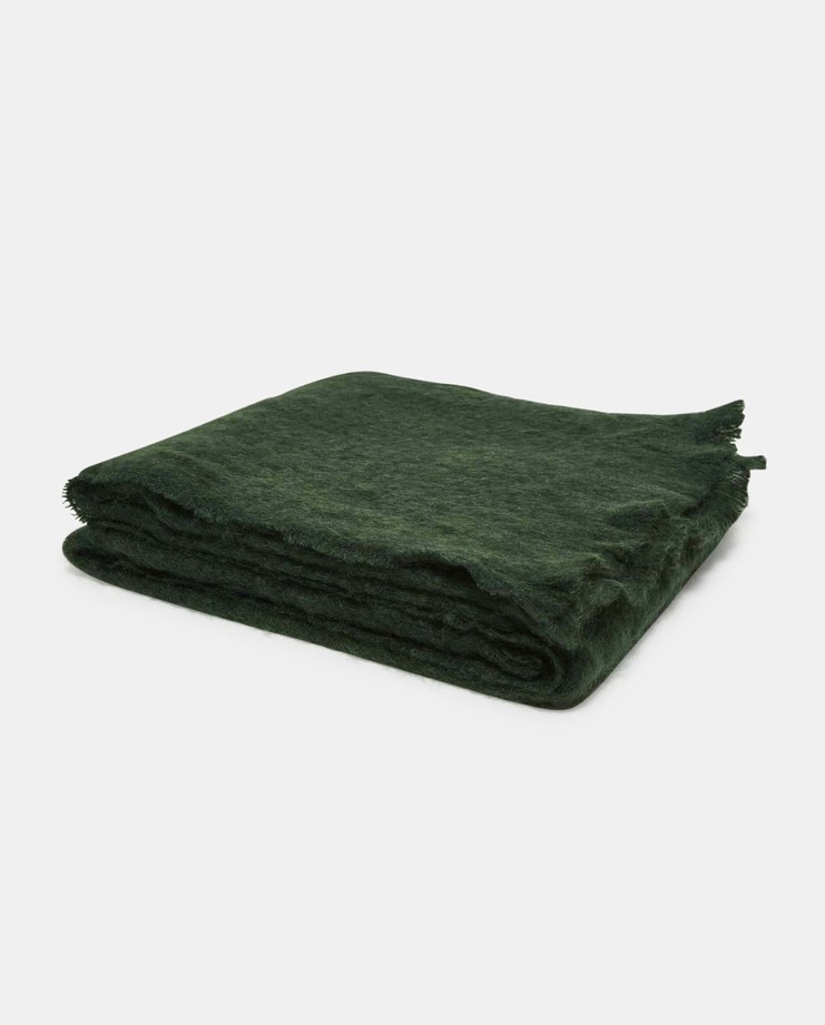 Kvadrat x Raf Simons Pixie Throw Green