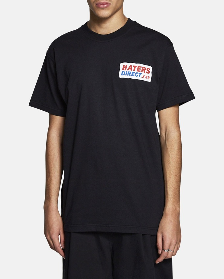 Christopher Shannon HATERS DIRECT T-Shirt SS17