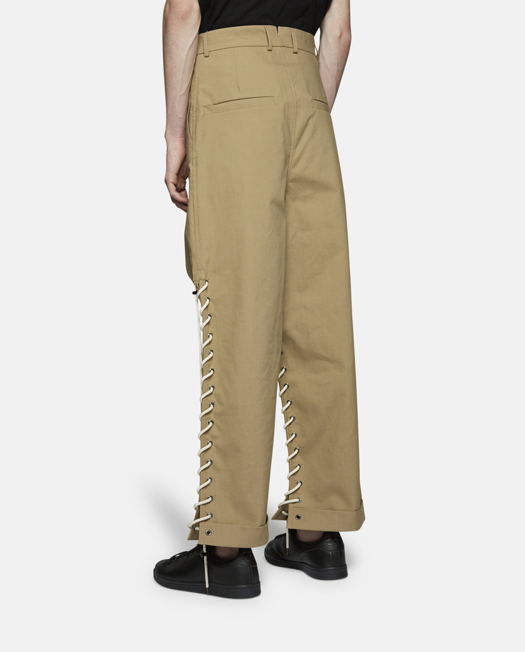 Craig Green Laced Work Trousers