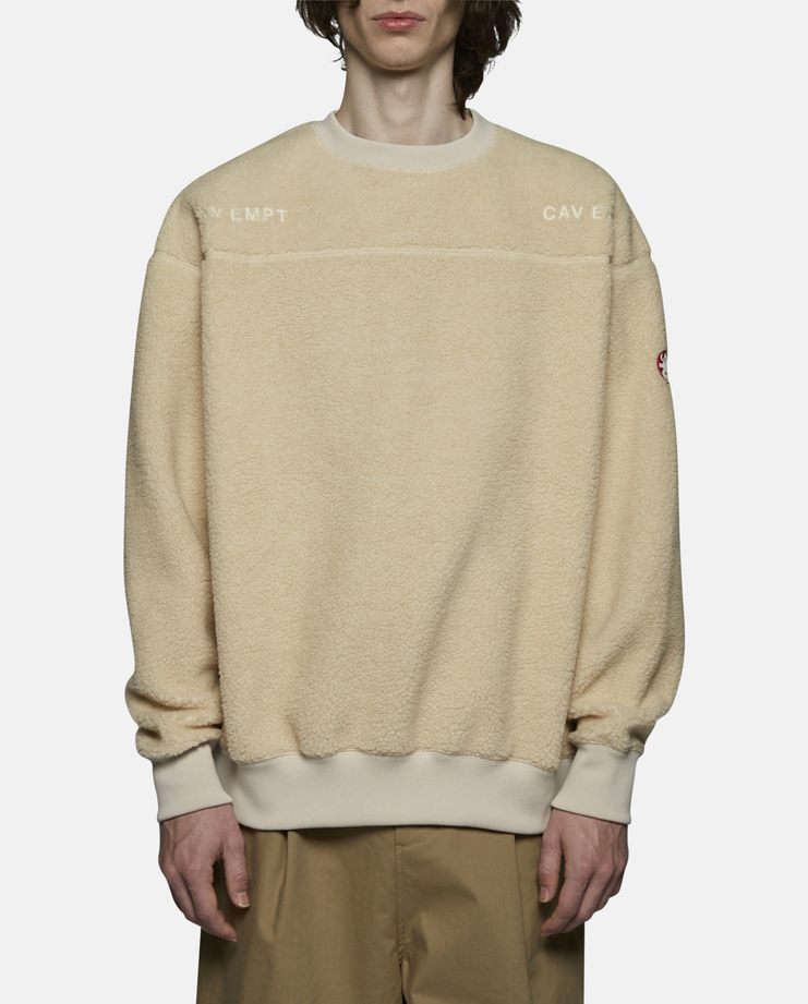 Cav Empt Fleece Crew Neck