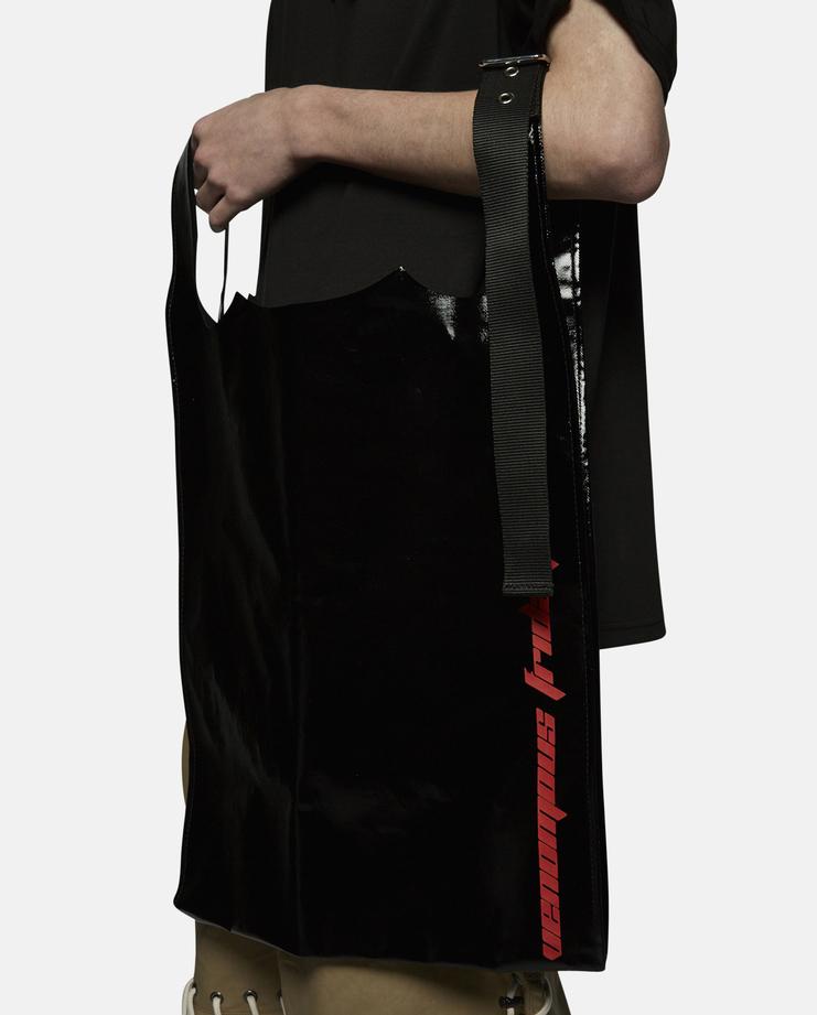 Raf Simons Plastic Shopping Bag