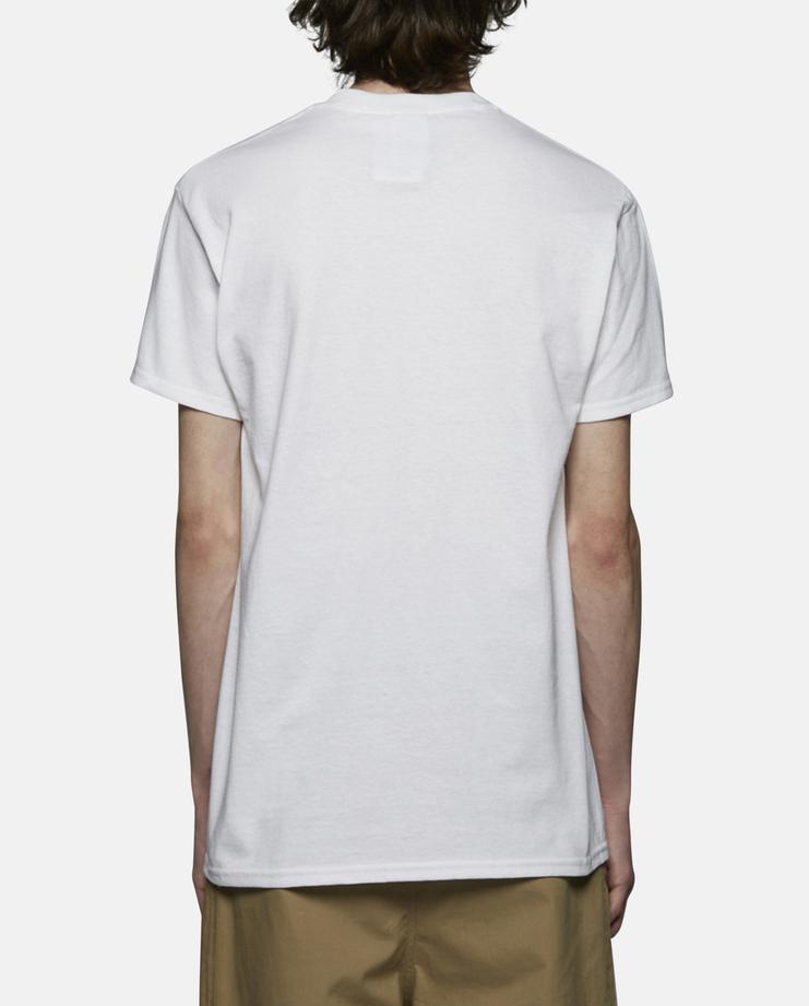 Expert Horror Skull Rise T-Shirt white green SS17