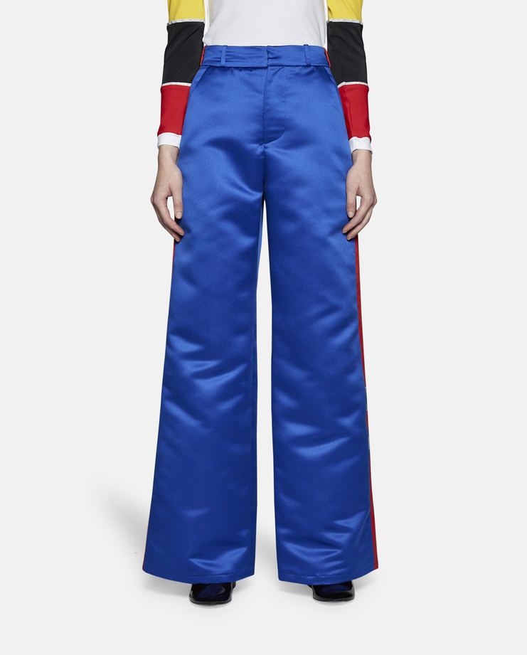 Sadie Williams High Waisted Wide Leg Trousers