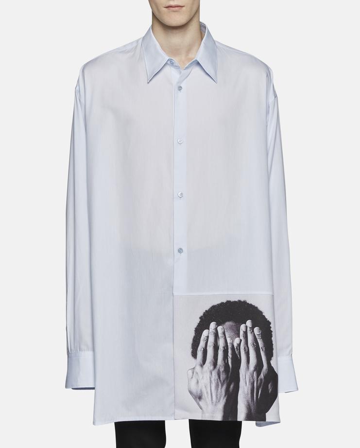 Raf Simons 'Alistair Butler' Oversized Shirt