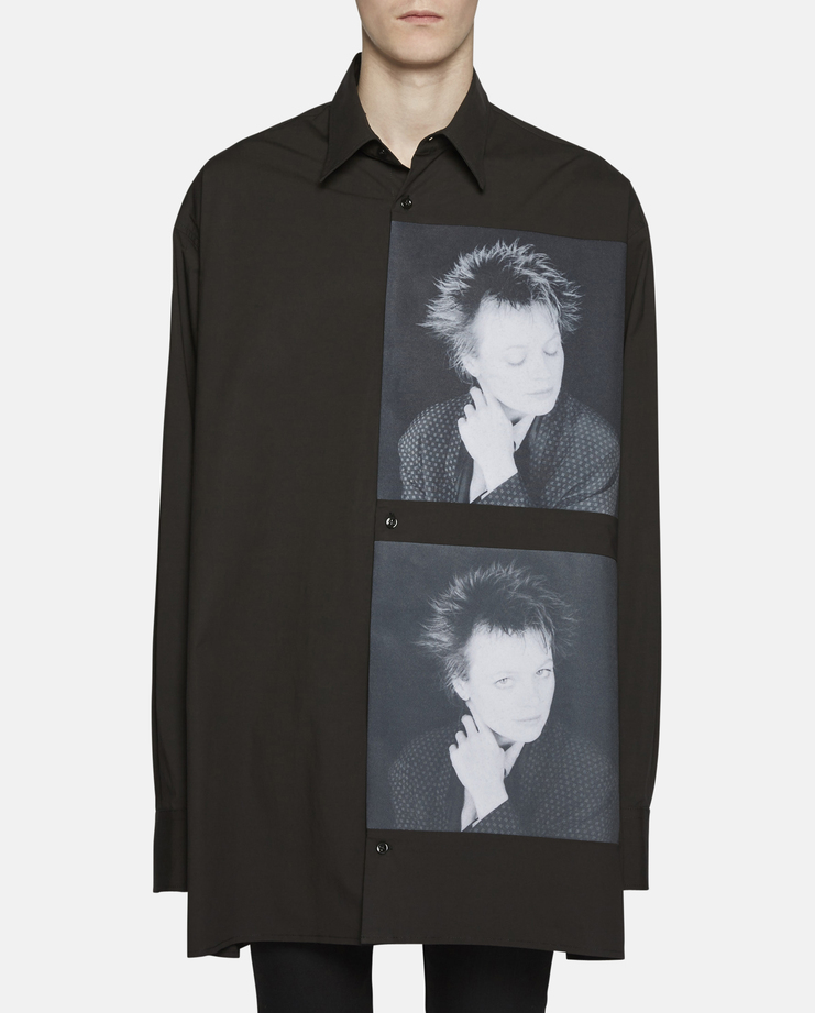 Raf Simons Oversized Laurie Ande Shirt