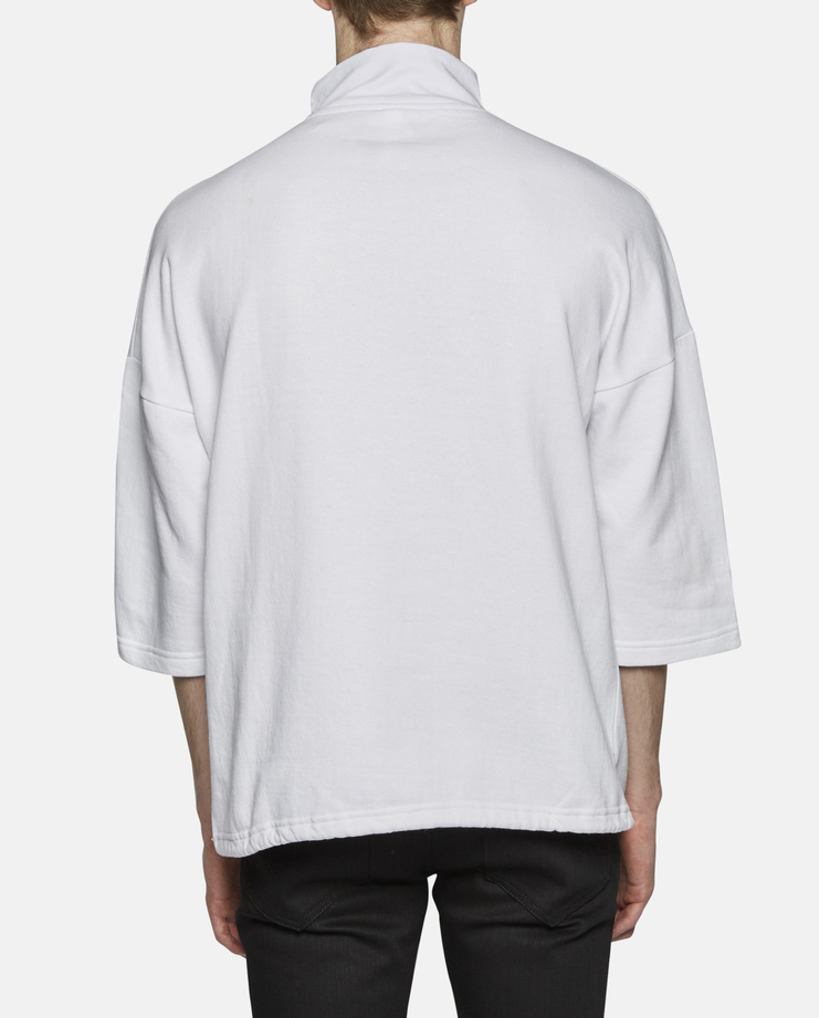 Cottweiler Hotel Zip Neck Top