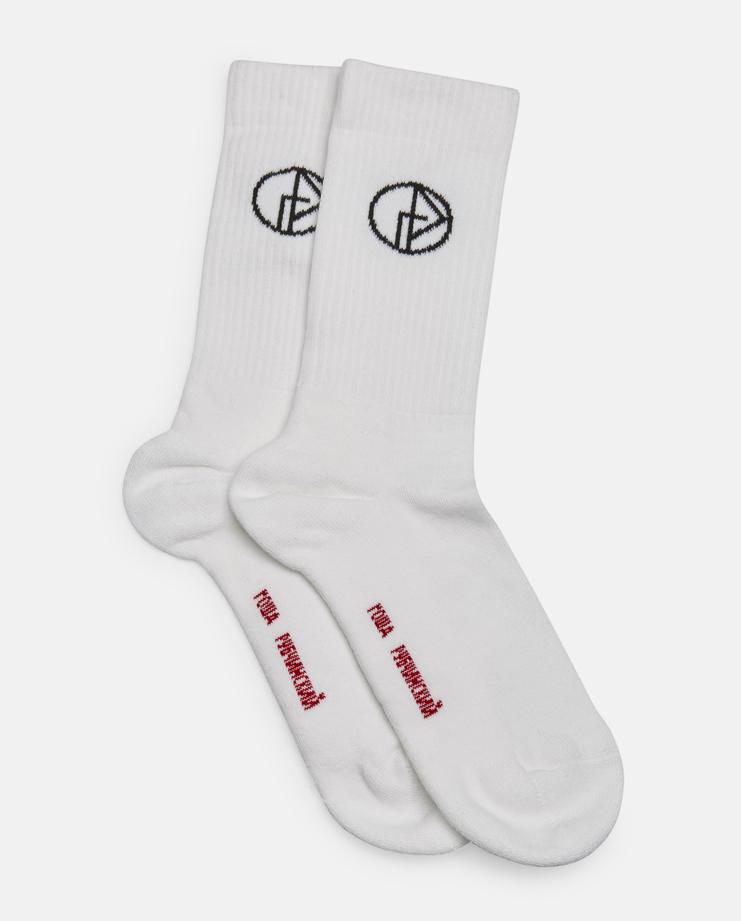 Gosha Rubchinskiy Logo Socks