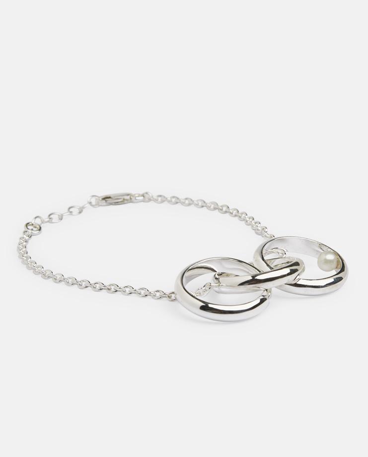 Husam El Odeh Multi Ring Bracelet