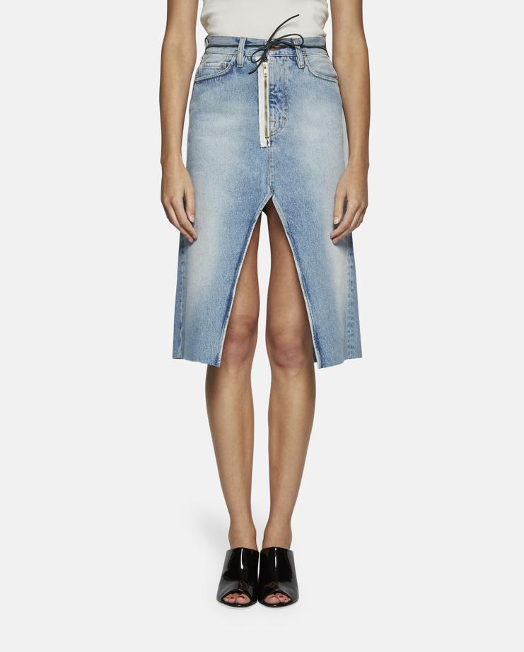 Aries Holmes Mid Skirt