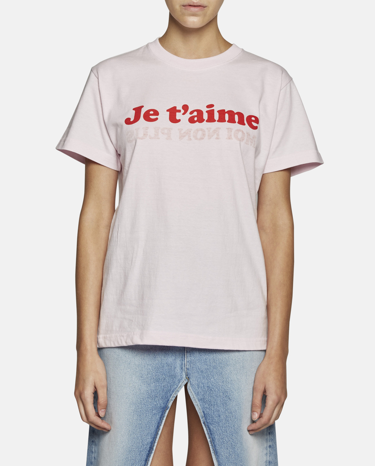 DARYLSTUDIO JE T'AIME T-Shirt