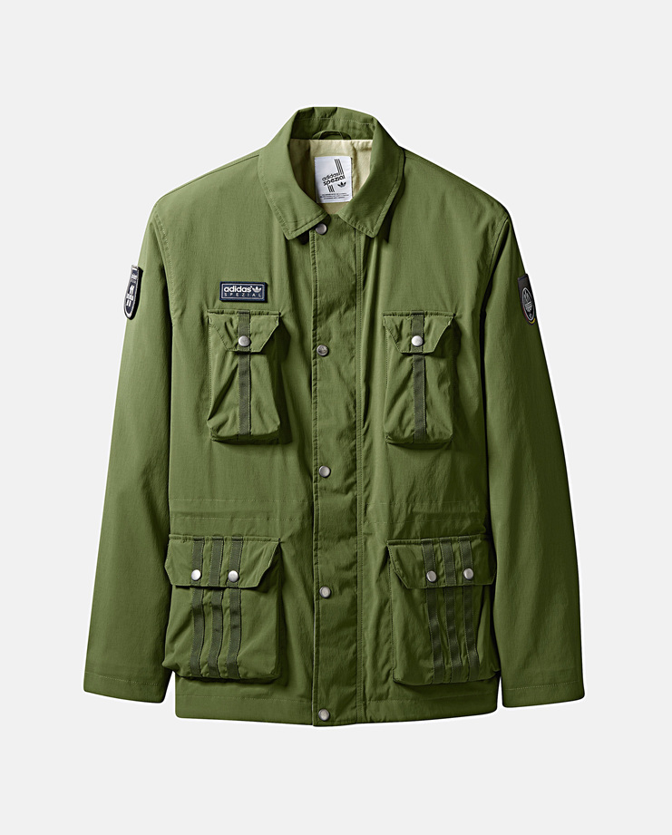 Haslingden II Jacket SS17