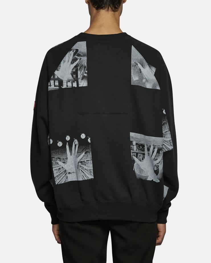 Cav Empt Block Print Sweater