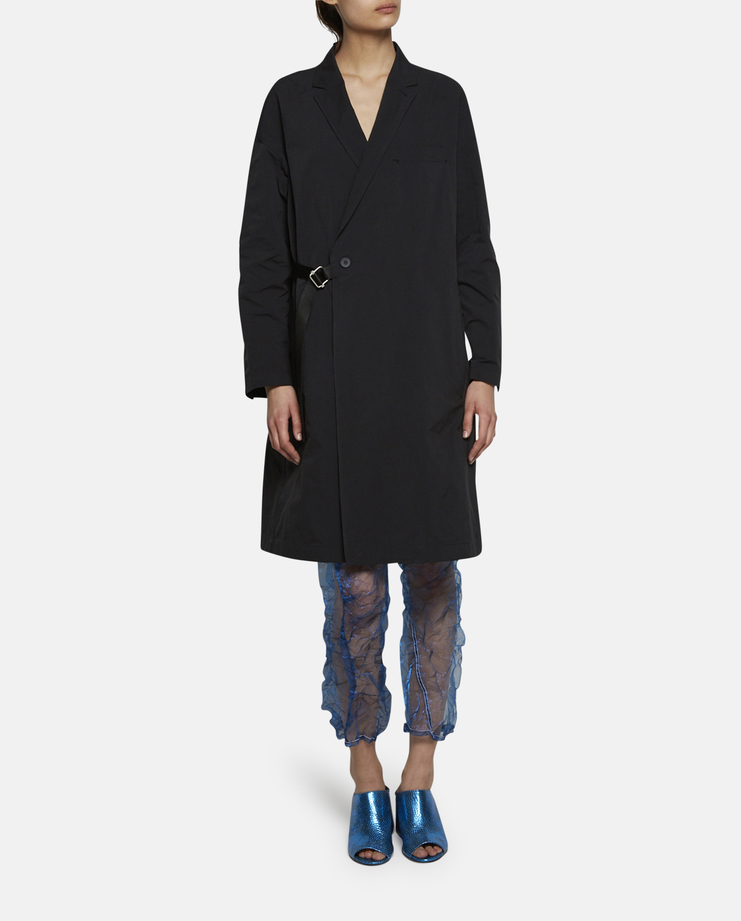 Reracs Loose Chesterfield Coat