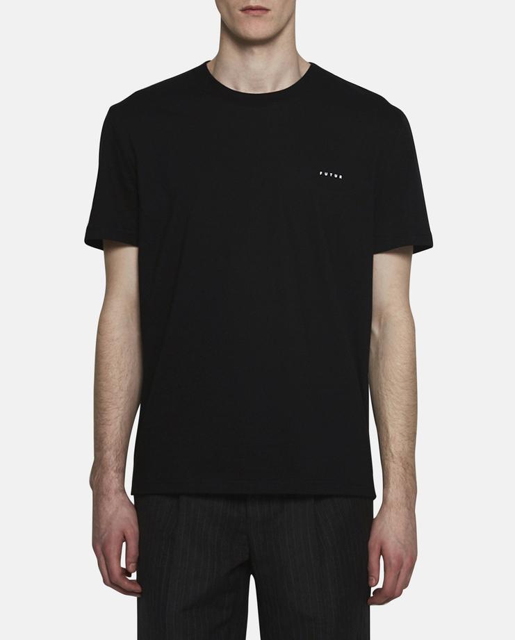 Futur Font T-Shirt