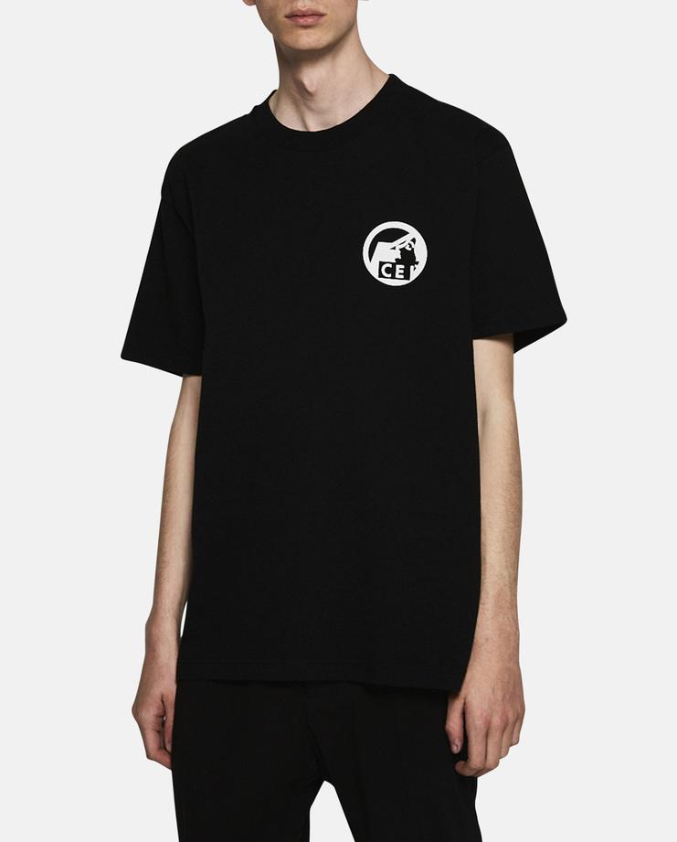 Flat Pre-Cog T-Shirt