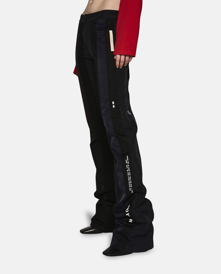 Hyein Seo Embroidered Ribbon Pant