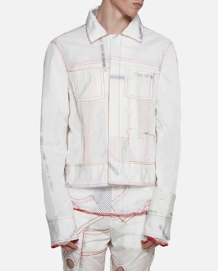 KANGHYUK 5 Pocket Jacket