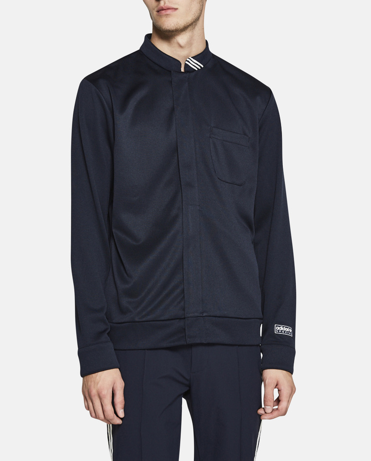 Adidas Originals x Spezial Blackamoor Overshirt Menswear Outerwear Layer Shell Designer Contemporary Sportswear German Activewear New Arrivals Runway 2017 SS17