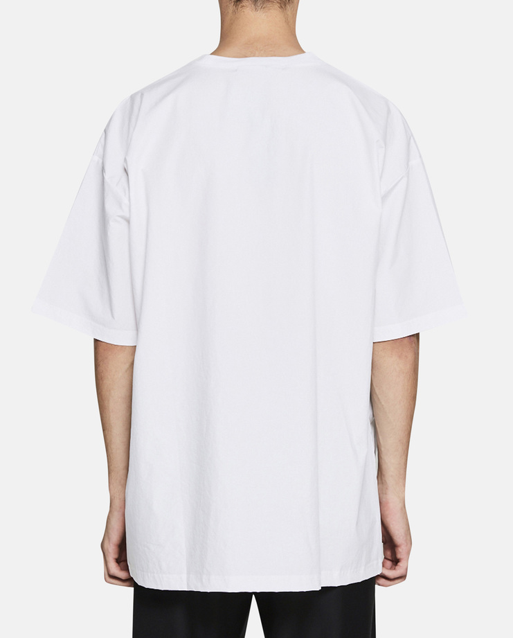 Hyein Seo, Bandana Patched T-Shirt, White, S/S 17, South of The Border