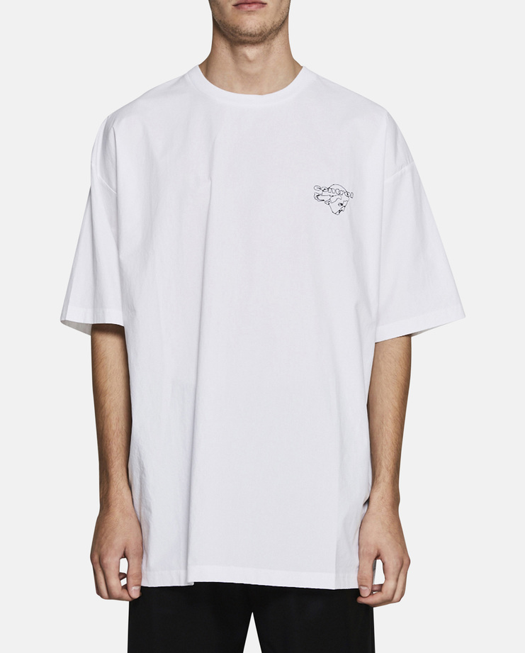 Hyein Seo, 'South Of The Border' T-Shirt, White, S/S 17, South of The Border