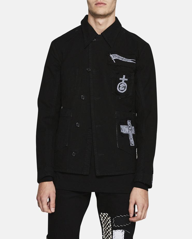 Heikki Salonen Worker Jacket