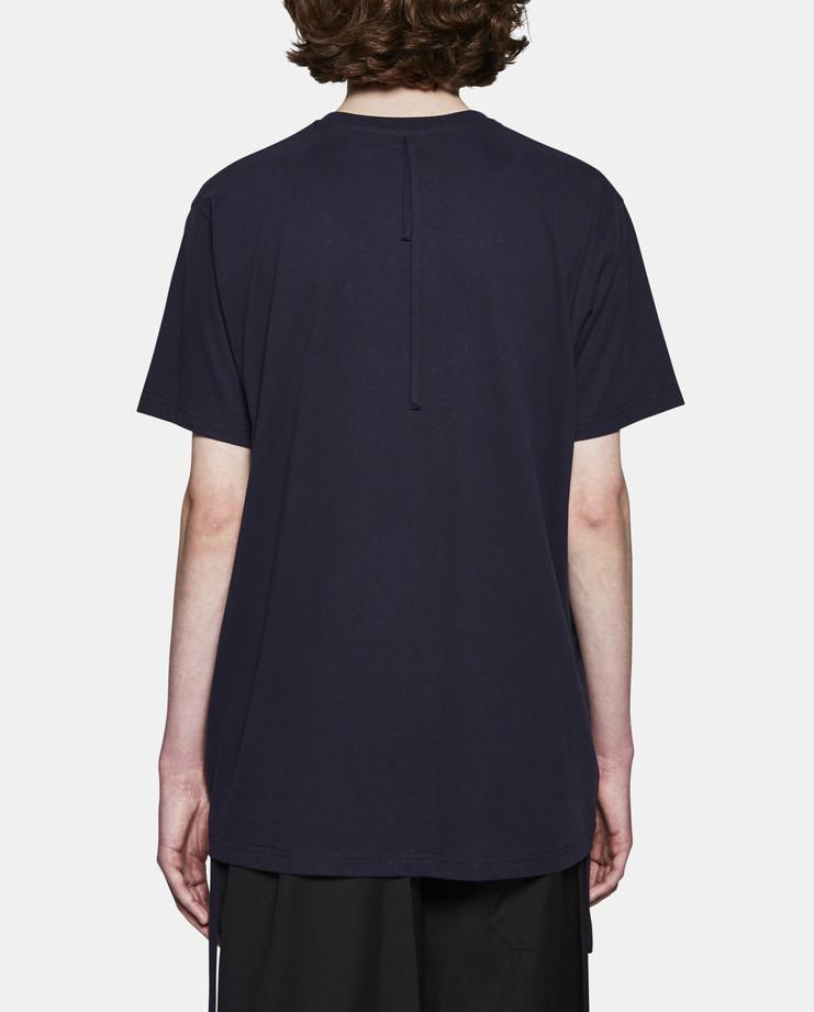 Craig Green, Short Sleeve T-Shirt, Menswear, Navy, Core, New Arrivals, A/W 17, Tops