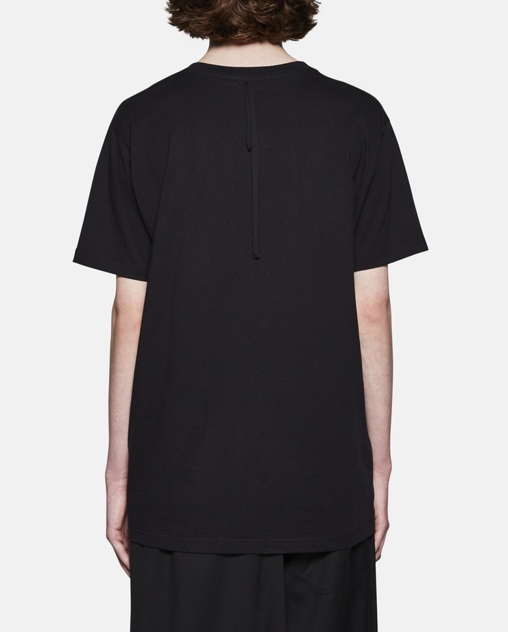 Craig Green, Short Sleeve T-Shirt, Menswear, Black, Core, New Arrivals, Black T-Shirt, Black Tee, Short Sleeved T-Shirt
