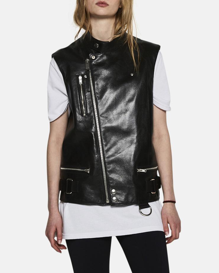 Alyx, Leather Rollercoaster Belt, Black, Menswear, Womenswear, A/W 17, New Arrivals, Accessories, Belts