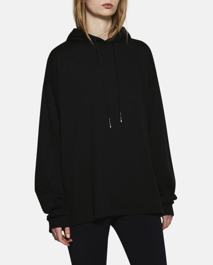 Alyx, Hooded L/S, Hooded, Long Sleeve T-Shirt, Hoodie, Sweatshirt, Tee, Black, Menswear, Womenswear, Unisex, New Arrivals, A/W 17