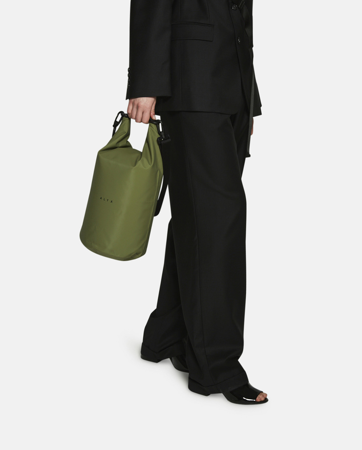 Alyx, Mini Dry Bag, Olive, Green Bag, Green Alyx Bag, SS17